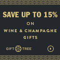 Save Up To 15% On Wine & Champagne Gifts