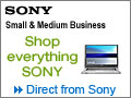 Buy Direct from Sony