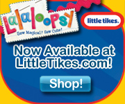 LaLaLoopsy Dolls!  Buy it at littleltikes.com