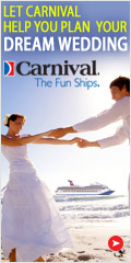 Carnival Wedding Packages