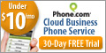 120x60 Cloud Business Phone Service