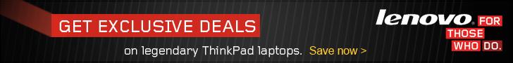 Shop Lenovo ThinkPad Offers