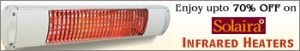 70% discount on top of line Solaira Heaters