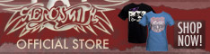 Aerosmith Official Store - Shop Now