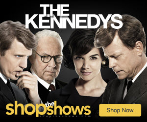 25% off The Kennedys DVD pre-order