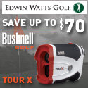 Bushnell Sale at Edwin Watts! Valid through 9/12/16