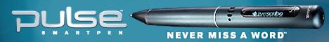 Pulse Smartpen 468x60