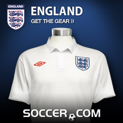 England Team Gear at Soccer.com