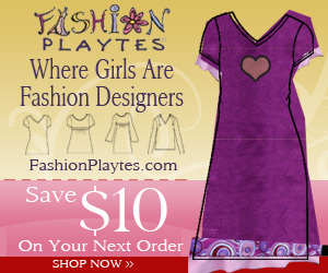 Custom fashion for tween girls