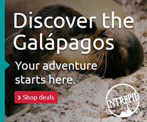 Discover the Galapagos 300x250
