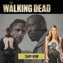 Walking Dead is back!