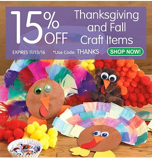 Fall Thanksgiving & Craft Item Sale