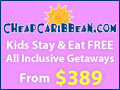 Cheap Caribbean - Kids Stay & Eat Free All Inclusive From $499