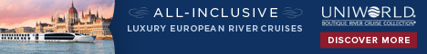 Uniworld Gay Friendly Boutique River Cruises