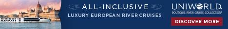 Uniworld Gay Friendly Boutique River Cruises
