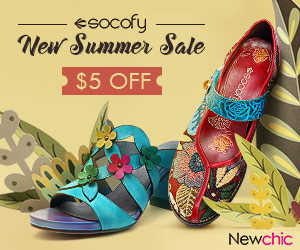 Socofy Brand Sale -$5 Off Women Shoes
