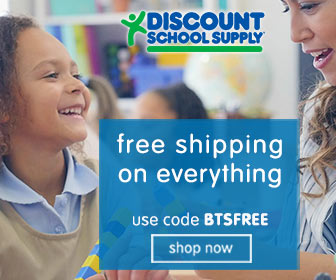 Image for FREE SHIPPING, EVEN FURNITURE For Back To School At Discount School Supply! Use Code: BTSFREE At Checkout!