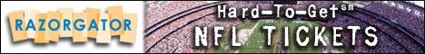 Buy NFL Tickets at RazorGator