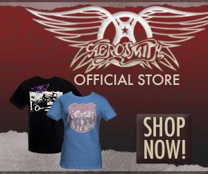 Aerosmith Official Merchandise