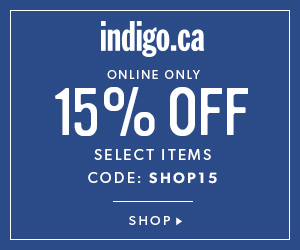 15% off select reg.-priced items with code SHOP15