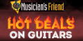 Guitars at Musician's Friend