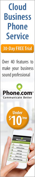 120x600 Cloud Business Phone Service