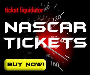 NASCAR Racing Tickets