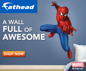 25% Off Orders Of $79 Or More At Fathead! Use Promo Code SAVE25ON79. Valid 6/25/15 - 7/1/15. Shop No