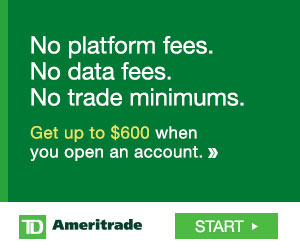 review of td ameritrade features