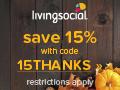 LivingSocial.com deals on LivingSocial Coupon: Extra 14% off Sitewide