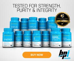 BPI Natural Essentials