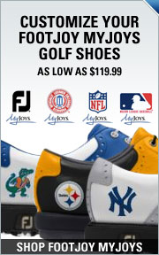 MyJoys Custom Golf Shoes from FootJoy
