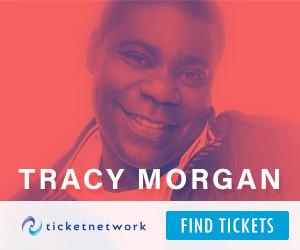 Tracy Morgan Tickets