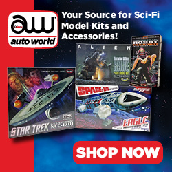 Auto World - Your Source for Sci-Fi Model Kits and Accessories!
