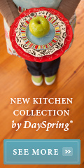 New Kitchen Collection by DaySpring