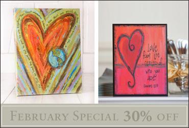 February Deals - 30% OFF