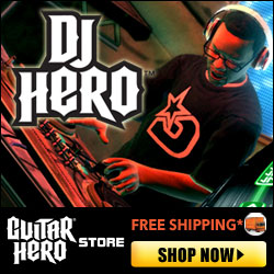 DJ Hero ships on 10/27/09, Pre-order Now!