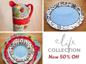 The Life to the Full Collection is now 50% off!