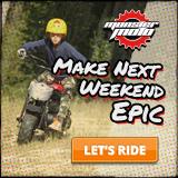 Make Next Weekend Epic!