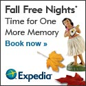 Fall Free Nights Hotel Sale: Stay 3, 4 or 5 nights