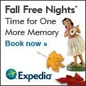 Fall Free Nights Hotel Sale: Stay 3, 4 or 5 nights