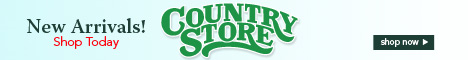 Country Store Catalog New and Seasonal Arrivals