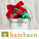 Bambeco Pet Holiday Gift Ideas