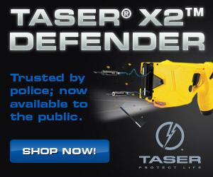 TASER® X2™ Defender
