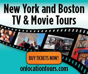On Location TV And Movie Tours