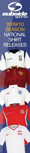 Click here for 08-09 Soccer Jerseys