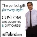 indiTailored Custom Dress Shirts