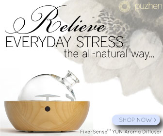Puzhen Yun Five-Sense Aroma Diffuser