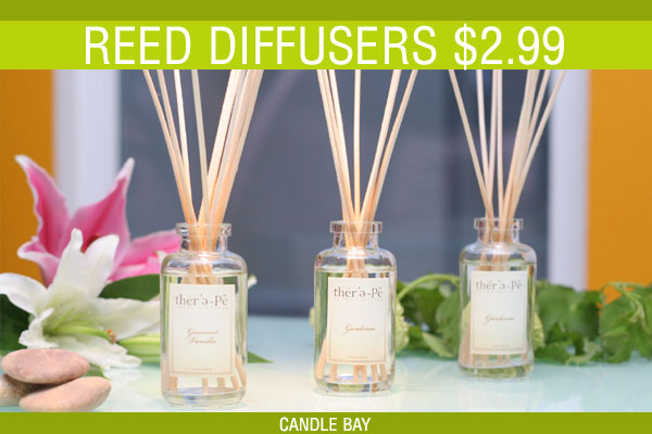 Reed Diffusers $2.99