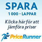 PriceRunner - J�mf�r innan du handlar
